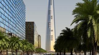 Новата най-висока сграда в света ще се издига на 1 км. над земята
