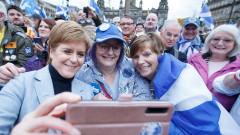 Шотландия иска бъдеще в ЕС