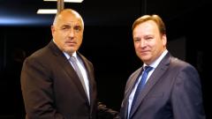 Борисов и македонският премиер обсъдиха миграционната криза, Каймакчалан и евроинтеграцията