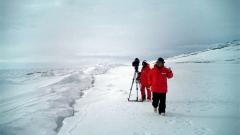 Огромен айсберг се откъсва от Антарктида