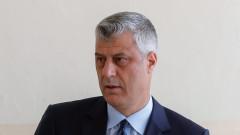 Всеки мечтае за обединение с Албания, обяви Тачи