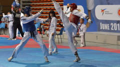България за първи път с европейски шампион при мъжете в таекуондо