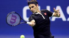 Федерер: Борих се толкова, колкото можах