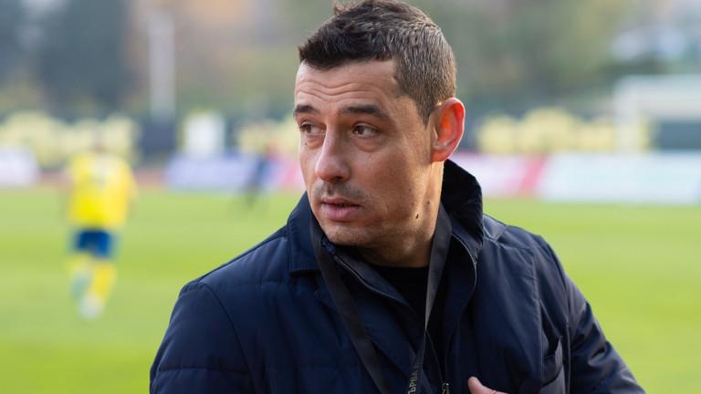 Томаш: Като за първи мач - нормално, ще се надиграваме с Лудогорец
