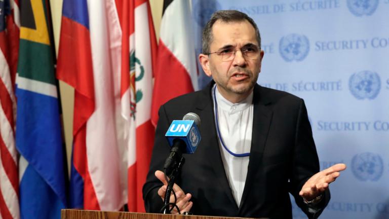 Иран чака дали Европа ще реши ядрената сделка, или ще се повлияе от Тръмп