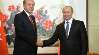 """Ердоган лансира план за """"зона за сигурност"""" в Сирия на срещата на Г-20"""