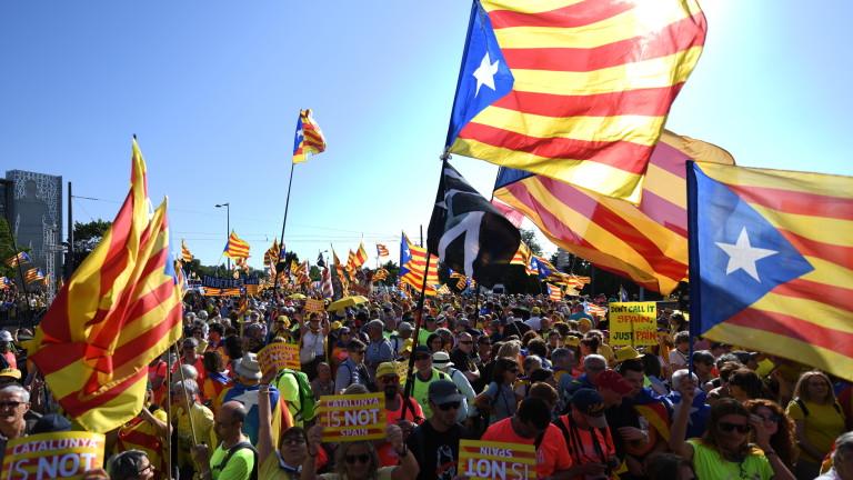 Върховният съд на Испания даде между 9 и 13 г.