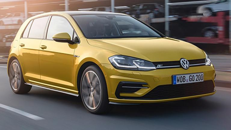 Кои са най-продаваните коли в Европа?
