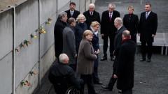 Германия отбелязва 30 г. от падането на Берлинската стена