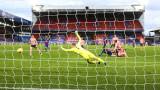 """Кристъл Палас победи Шефилд Юнайтед, но пострада от грубостите на """"остриетата"""""""