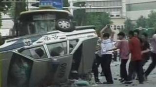 Китай се разправя кърваво с уйгурските протести