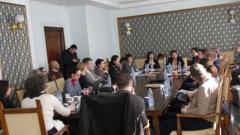 София домакинства евросреща за доброволчеството