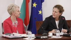 Ема Хопкинс увери депутатите ни, че българските студенти остават на Острова