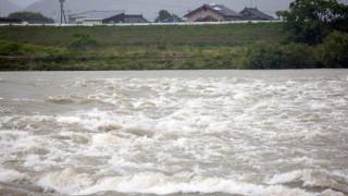 В Южна Япония евакуират над 1 млн. души заради опасност от наводнения