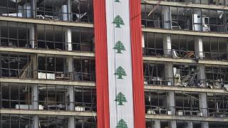 Парламентът на Ливан одобри двуседмичнo извънредно положение