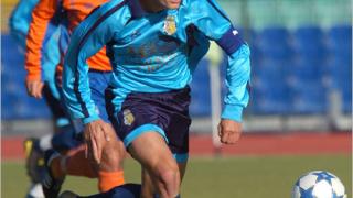 Черноморец води фенове на Спартак на стадиона