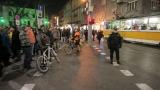 Няколко протеста се настъпваха в София