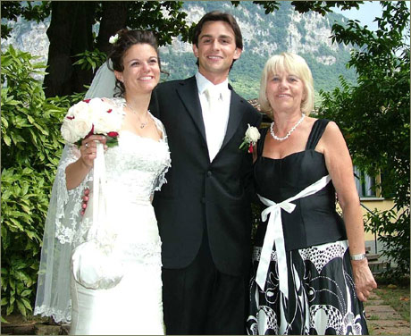 Наша топтенисистка вдигна сватба в Швейцария