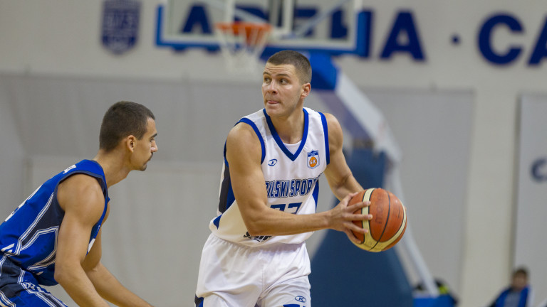 Талант на Рилски получи повиквателна за мъжкия национален отбор по баскетбол