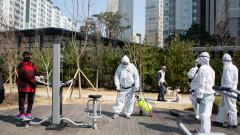 Южна Корея сведе случаите на коронавирус от 909 на ден до 64 за три седмици