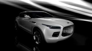 Aston Martin възроди Lagonda (галерия)