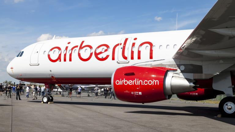 Lufthansa e на една крачка да купи втората най-голяма авиокомпания в Германия