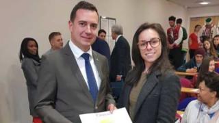 Заместник-министърът на младежта и спорта Николай Павлов се срещна с български студенти във Великобритания