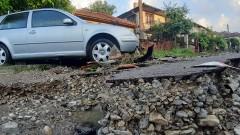 АПИ помага за ремонта на главния път след бедствието във Ветрен