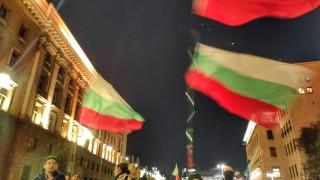 Разцепление сред протеста в София