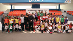 Министър Кралев награди победителите от финалното състезание по лека атлетика