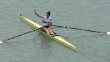 Десислава Георгиева остана на крачка от медал на Световната купа  по гребане в Пловдив
