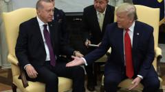 """Ердоган вижда в изстъпленията в САЩ """"позор за демокрацията"""" и """"шок за човечеството"""""""