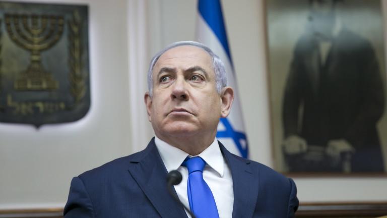 Израелският премиер Бенямин Нетаняху заплаши с нови строежи в палестински