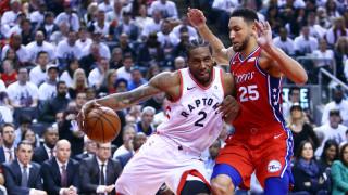 Кош на Куай Ленард със сирената класира Торонто на финал в Източната конференция на НБА