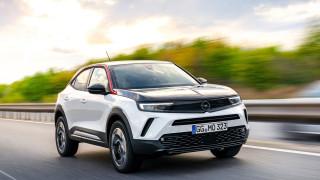 Opel Mokka: фотогеничен, ефективен и не за всеки