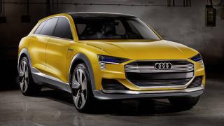 Audi набляга на разработката на водородни автомобили