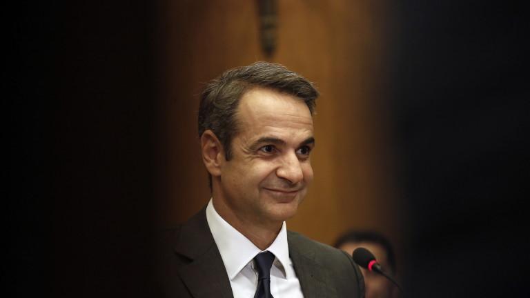 Мицотакис готви дипломатическа совалка в Европа