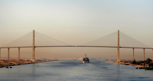 Ще успее ли разширението на Суецкия канал да възвърне $8 млрд. инвестиции?