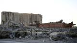 79 опасни контейнера открити в пристанището на Бейрут