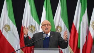 Джулиани представя на главния прокурор и Конгреса доклад срещу Байдън