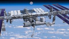 Детайлна разходка из Международната космическа станция