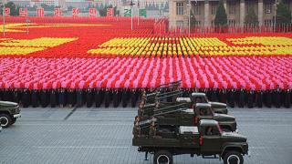 Северна Корея – между глада и атома