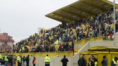 Феновете на Ботев (Пловдив) отвърнаха на удара