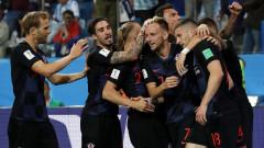 Хърватия излиза с резервите срещу Исландия