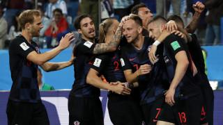 Шиме Вршалко: Най-голямото удоволствие е да играеш за всички хървати по света!