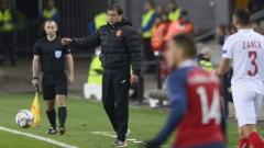 Петър Хубчев: Шансовете ни за първото място са като преди мача с Норвегия - големи!