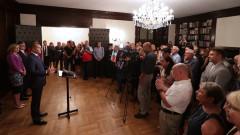 Румен Радев призова сънародниците ни в САЩ да се върнат и да се борят за България