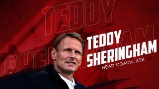 Теди Шерингам пое отбор от Индия