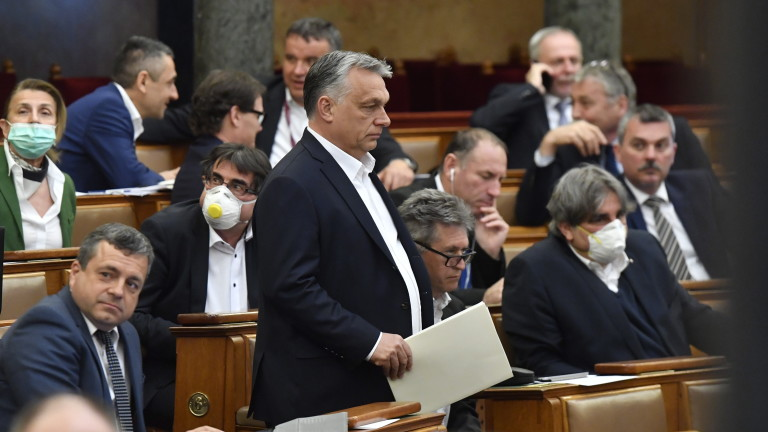 Орбан пак нападна Сорос, инспирирал критиките срещу извънредните му правомощия