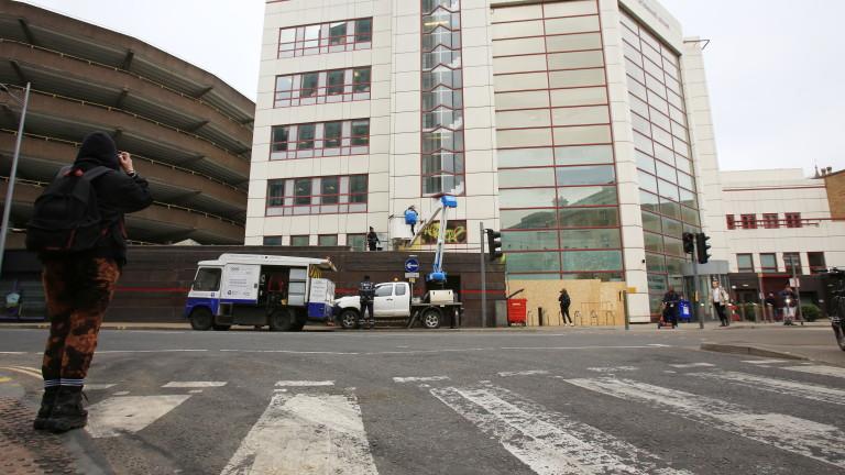 14 души са арестувани на поредния протест в Бристъл